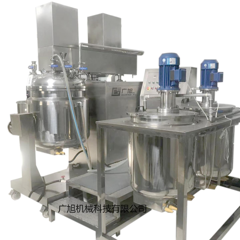 小型发酵设备生产线
